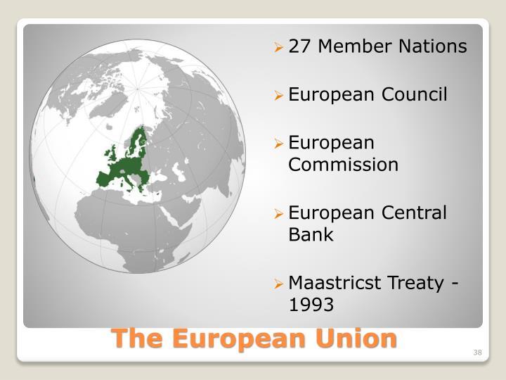 27 Member Nations