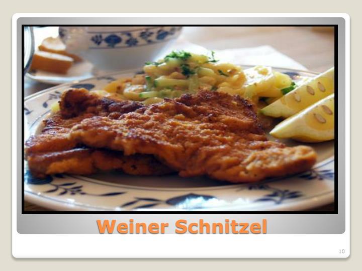 Weiner Schnitzel