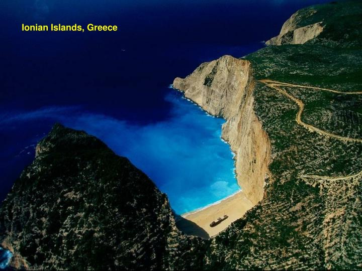 Ionian Islands, Greece