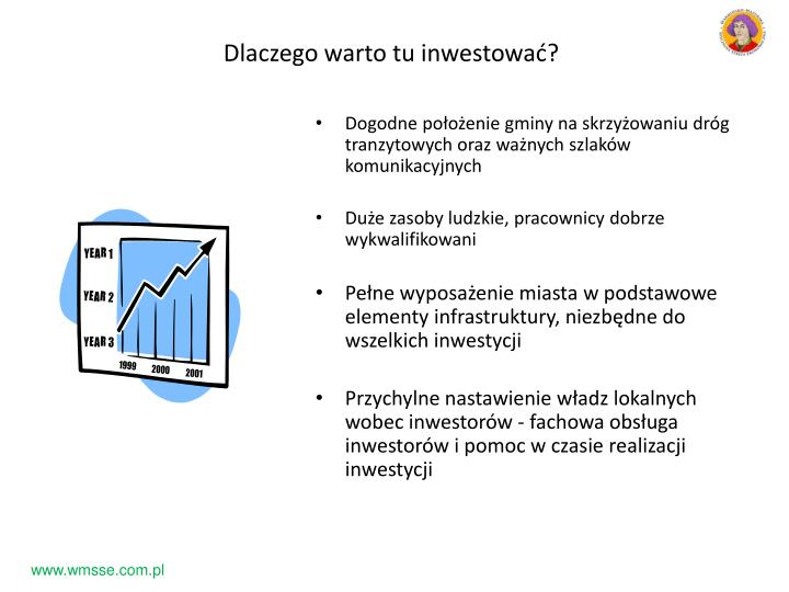 Dlaczego warto tu inwestować?