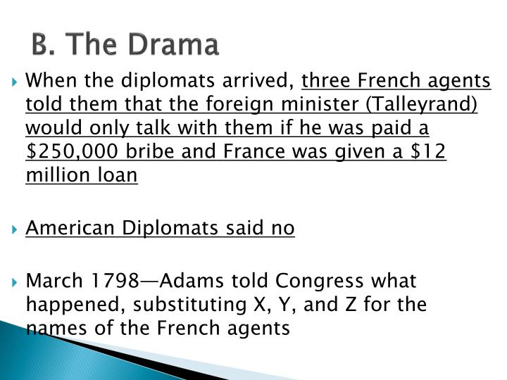 B. The Drama