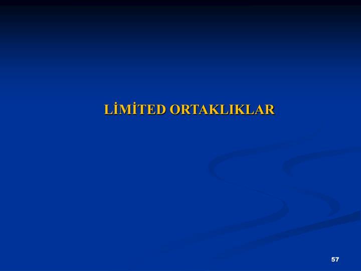 LMTED ORTAKLIKLAR