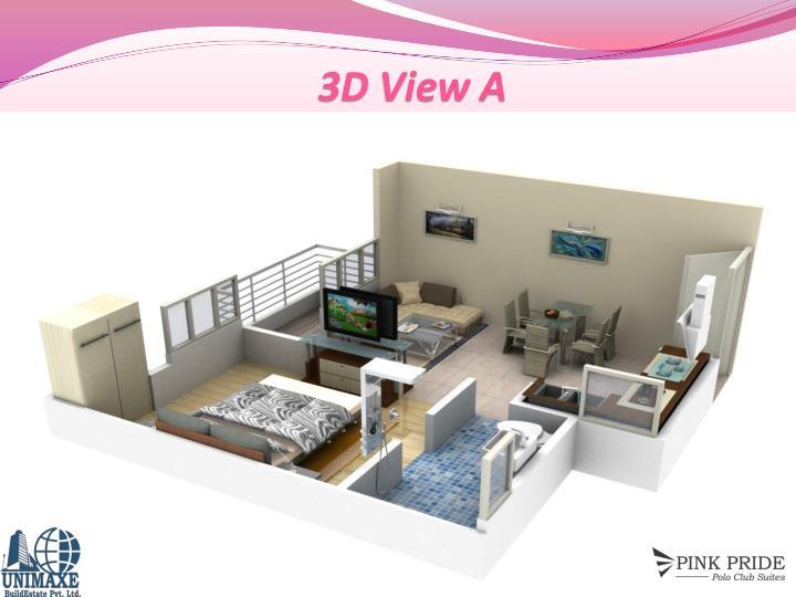 3D View A