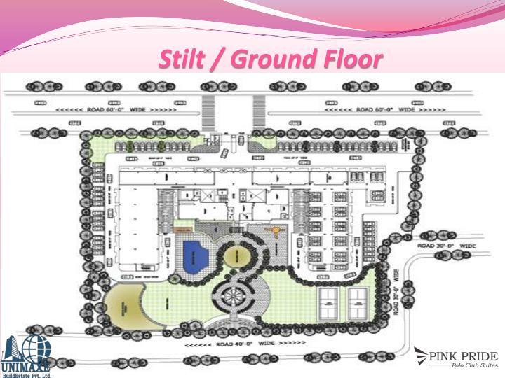 Stilt / Ground Floor