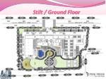 stilt ground floor