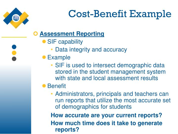 Cost-Benefit Example