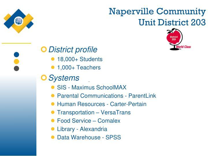 Naperville Community