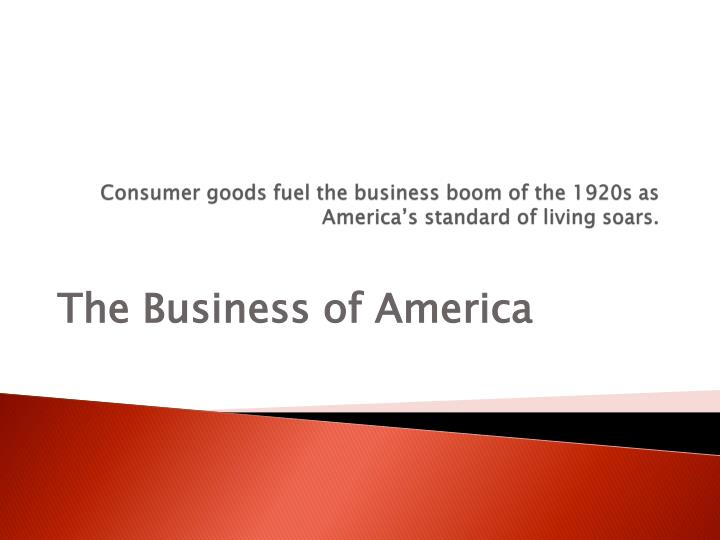 Ppt U S History Unit 9 Notes Powerpoint Presentation