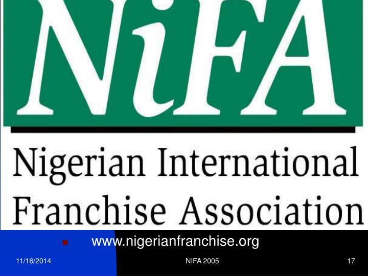www.nigerianfranchise.org