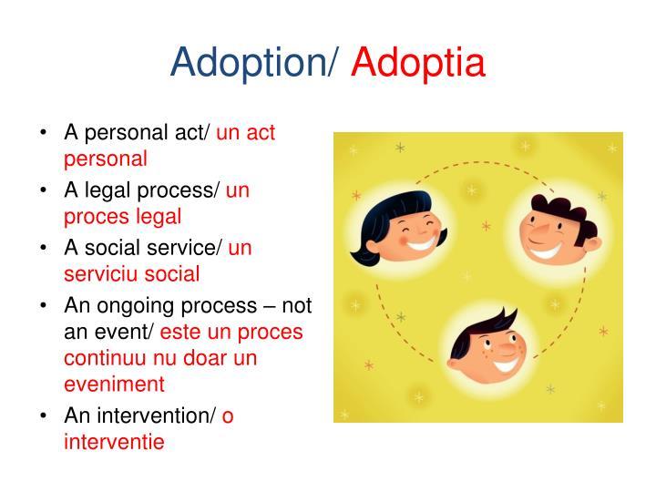Adoption/