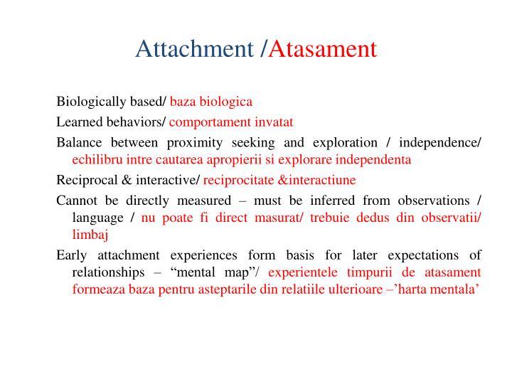 Attachment /