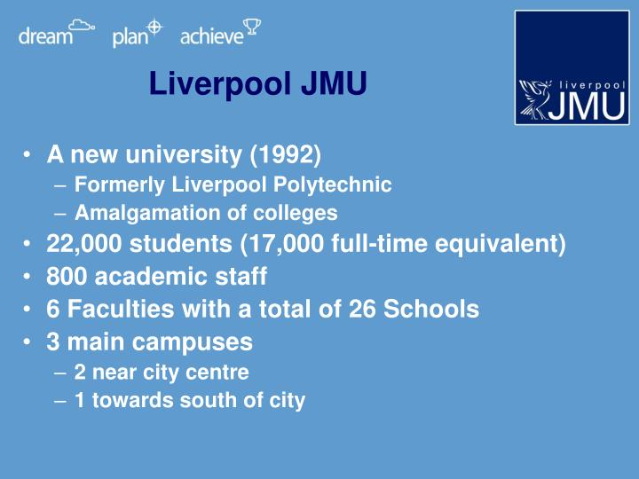 A new university (1992)