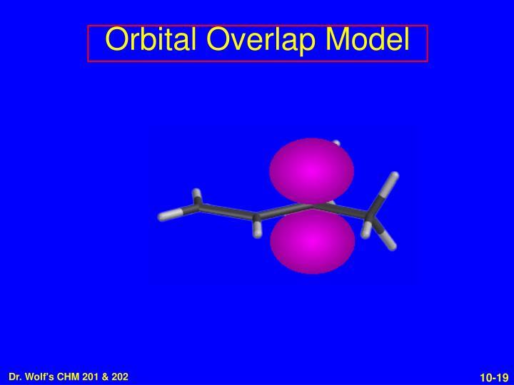 Orbital Overlap Model