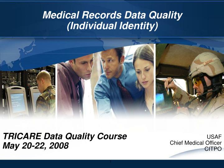 Medical Records Data Quality