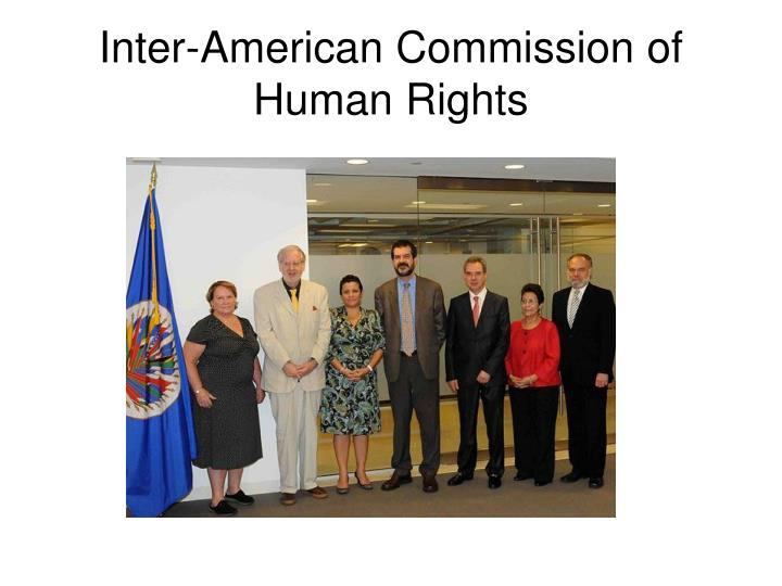 the goals of the inter american convention on persons with disabilities The inter-american system for the protection of human rights is a regional human   currently, 23 oas member states are states parties to the american  convention on  the court's statute and rules of procedure outline its structure,  objectives,  elimination of all forms of discrimination against persons with  disabilities.