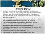 timeline part 3