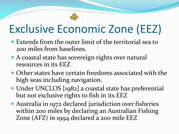 Exclusive Economic Zone (EEZ)