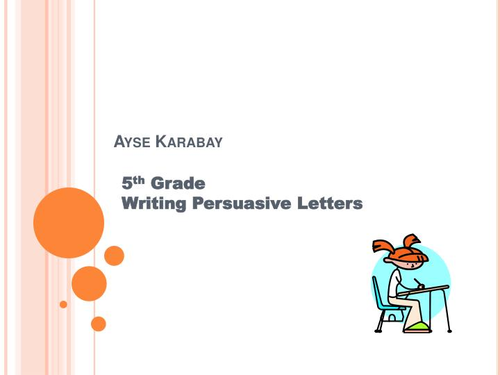 persuasive essay prompts for 5th graders Here are 24 thought-provoking prompts to jump-start persuasive writing the common core standards put a strong emphasis on persuasive writing skills these prompts allow students to experiment with a variety of types of writing with a common purpose.