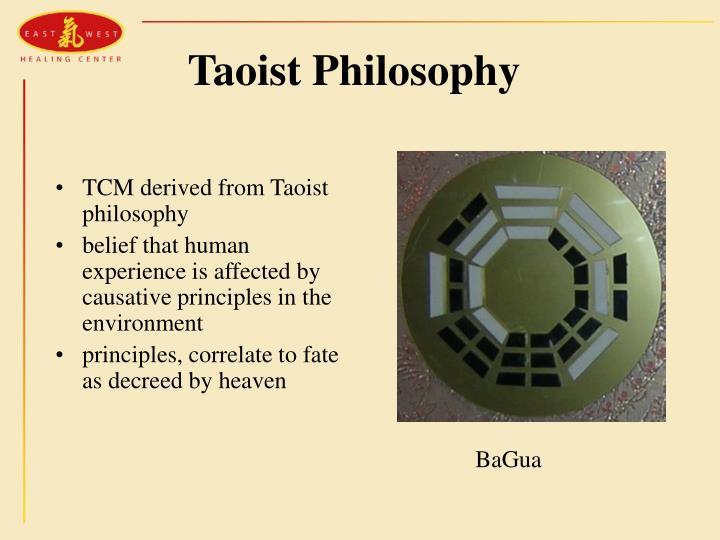Taoist Philosophy