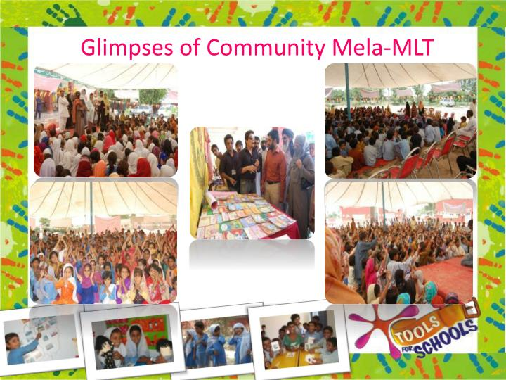 Glimpses of Community