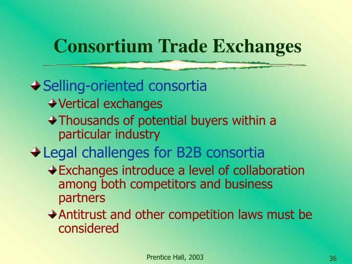 Consortium Trade Exchanges