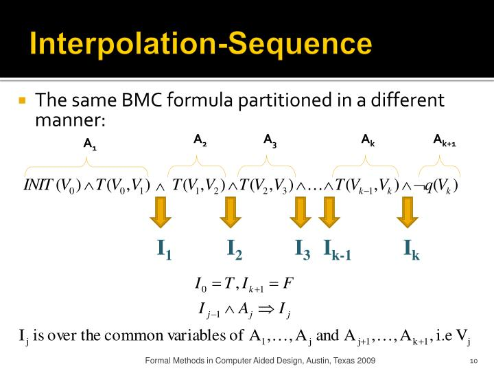 Interpolation-Sequence