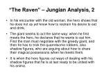 the raven jungian analysis 2