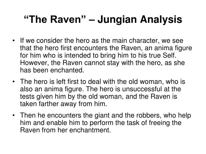 """The Raven"" – Jungian Analysis"