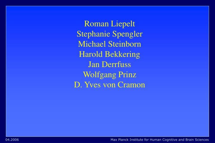 Roman Liepelt