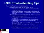 lsrii troubleshooting tips3