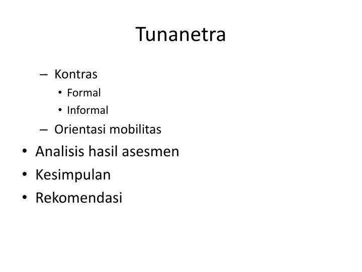Tunanetra