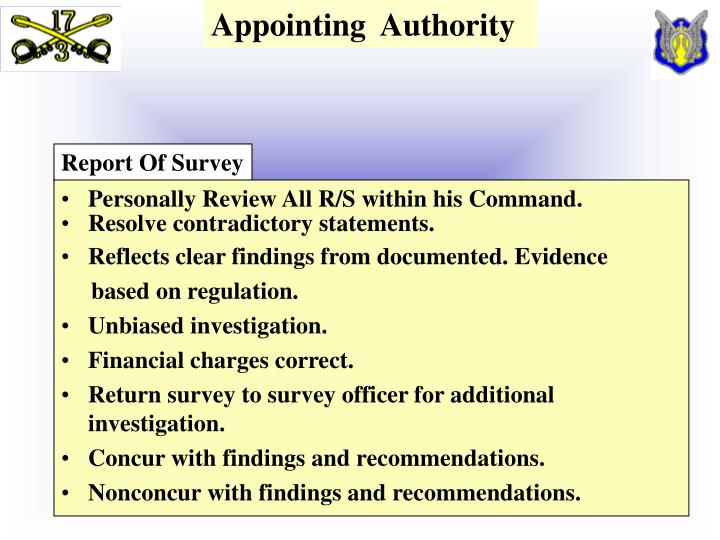 Appointing  Authority