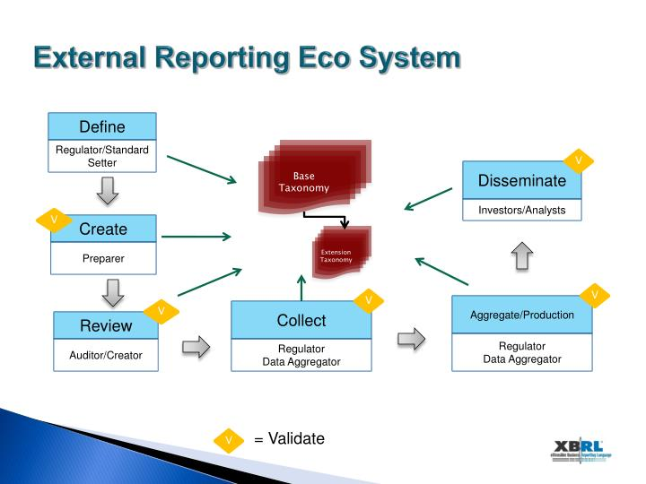External Reporting Eco System
