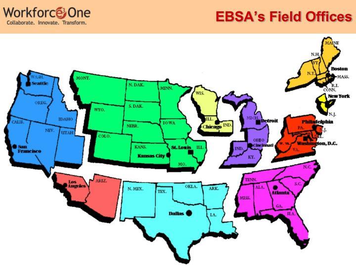 EBSA's Field Offices