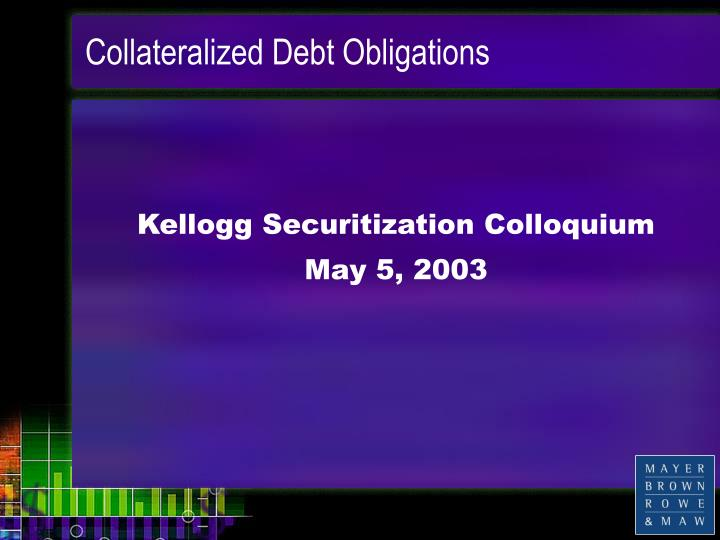 Collateralized