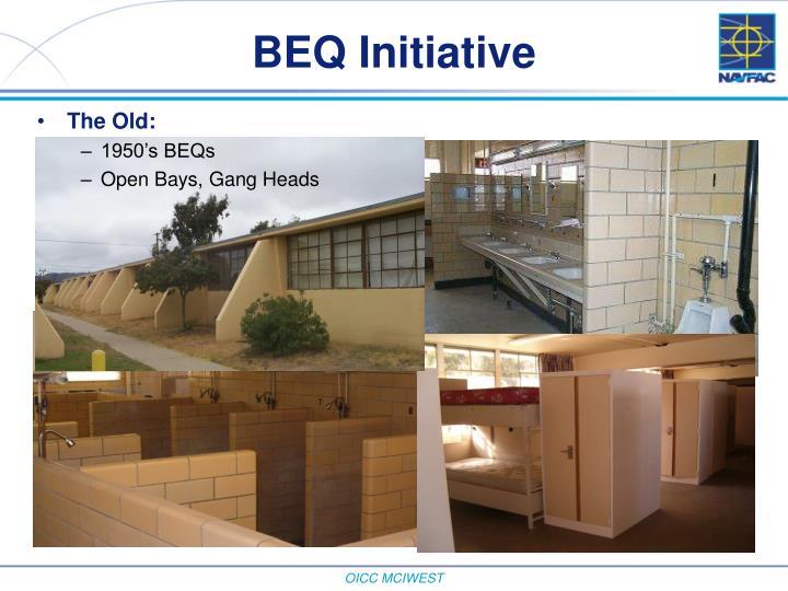 BEQ Initiative