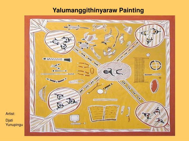 Yalumanggithinyaraw Painting
