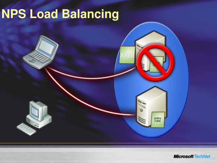 NPS Load Balancing