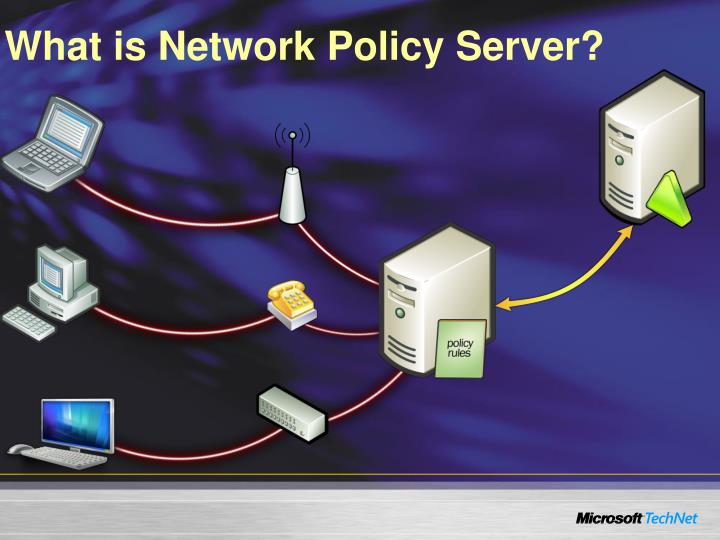 What is Network Policy Server?