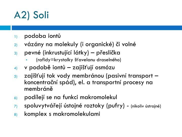 A2) Soli