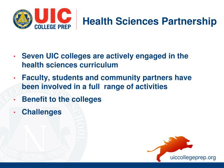 Health Sciences Partnership