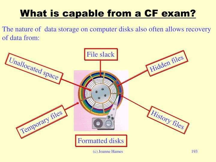 File slack
