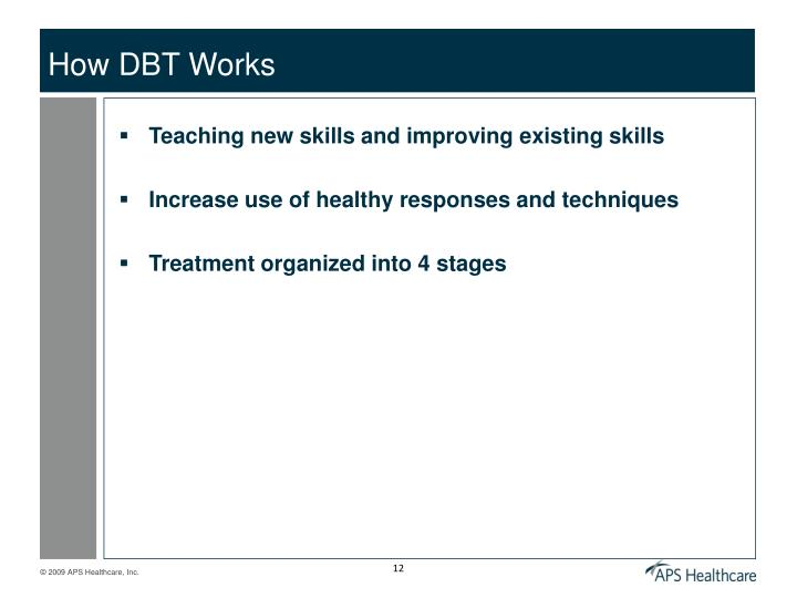 How DBT Works