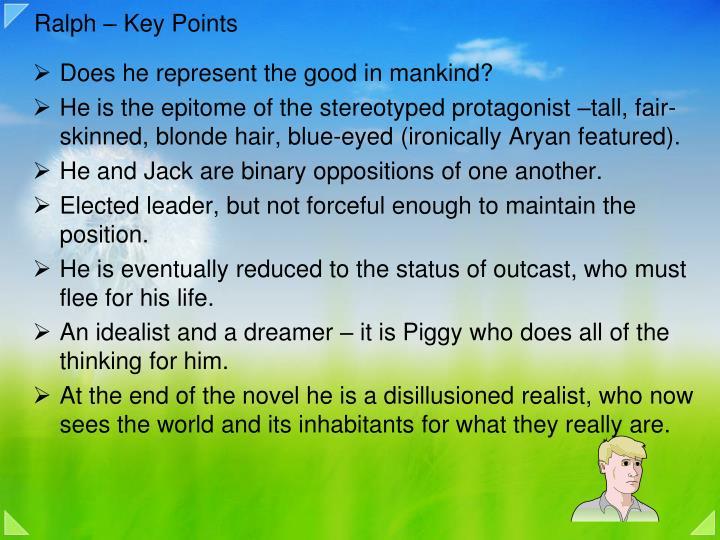 Ralph – Key Points