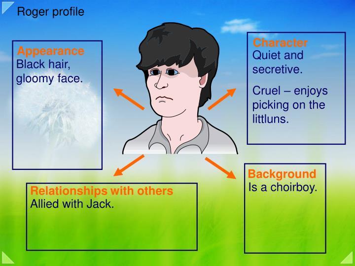 Roger profile