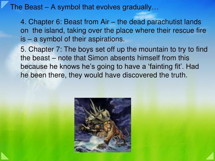 The Beast – A symbol that evolves gradually…