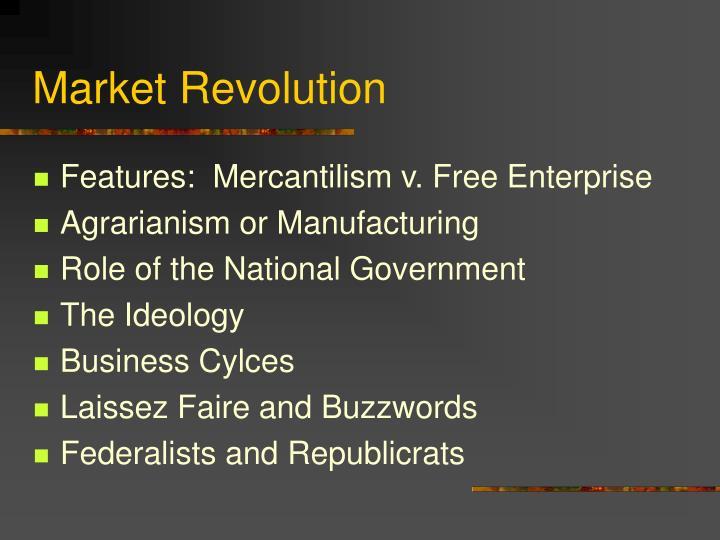 Market Revolution