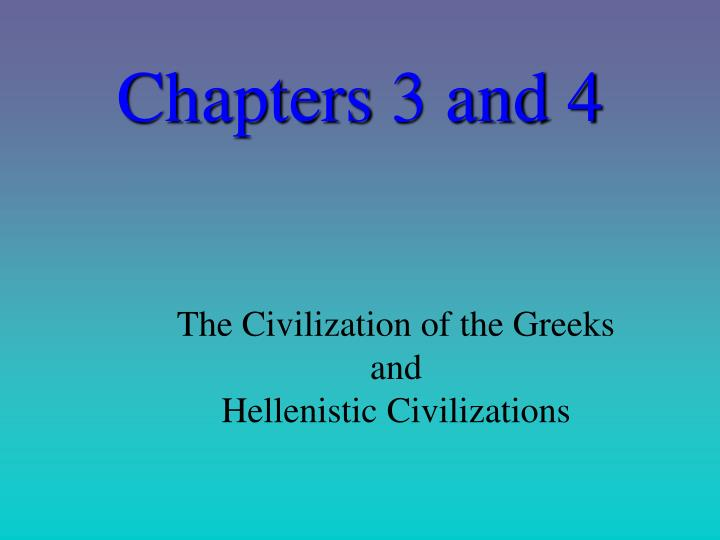 what was greek like about hellenistic civilization What did the greeks contribute to western civilization a: what cultures was the hellenistic civilization a blend of what is the climate like in greece.