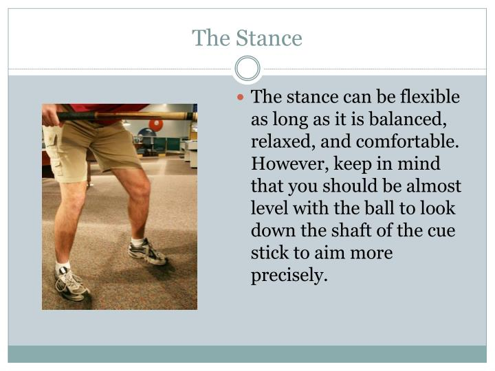 The Stance