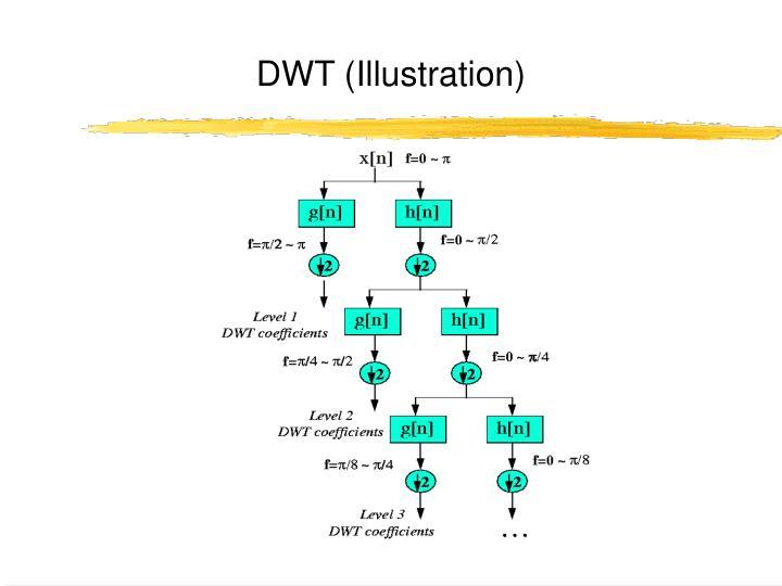 DWT (Illustration)